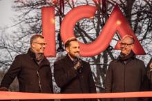 ICA firade 100-årsdagen i Västerås