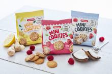 Friggs nya Mini Cookies - fulländad njutning utan tillsatt socker