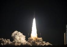 Satelita EUTELSAT 172B wystrzelony w kosmos