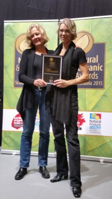 Organic Food Lifetime Achievment Award till Ekomatcentrum