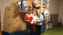 Kuchenbasar für Bärenherz: Altenpflegerklasse A71 der Heimerer Akademie sammelt für Kinderhospiz