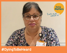 Dying Matters Awareness Week– Importance of talking about advanced care planning