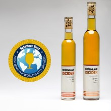 Brännland Cider wins Gold and Silver medals at Ratebeer Best 2016