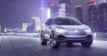 Verdenspremiere: Volkswagen I.D. CROZZ