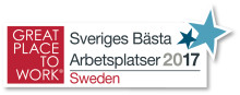 Tre är återigen en av Sveriges bästa arbetsplatser