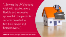 Owen Woodley, Managing Director of Post Office Money, comments on the UK House Price Index June 2017