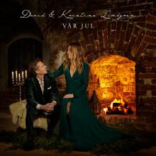 """David och Kristina Lindgren ger nytt liv åt våra älskade klassiska jullåtar i albumet """"Vår jul"""""""