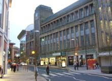 Closure of Newgate Street in Newcastle