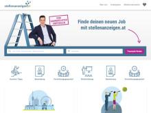 Mehr Jobs und Reichweite: Alles neu bei stellenanzeigen.at