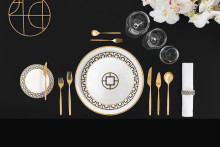 Timeless elegance perfected –  MetroChic and MetroChic blanc: Contemporary design with an Art Deco attitude