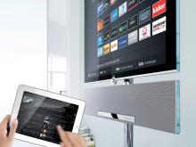 Loewe Assist Media App - Information og betjening fra ét og samme sted