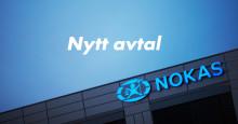Nokas och Parkering Malmö tecknar ramavtal