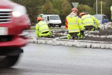 Stora brister i säkerheten vid vägjobb