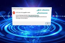 [2020] Auf dem Datenträger befindet sich kein erkanntes Dateisystem