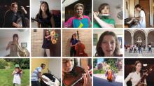 Digitalt musikläger trotsar pandemin – förenar unga världen över