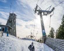 Isaberg - Södra Sveriges största skidanläggning: Fantastisk februari bäddar för öppet över Påsk!
