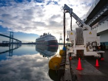 Inaugural Climate Leadership Award goes to Port of Los Angeles