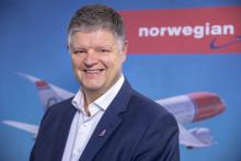 Jacob Schram ny koncernchef i Norwegian