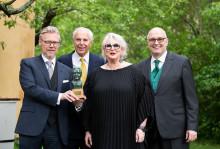 Iréne Theorin mottog Jussi Björling-stipendiet på operagala