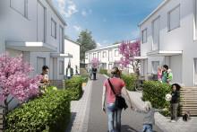 Nu utvecklas Södra Källtorp till en ny, nära och naturskön stadsdel i Västerås
