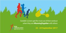 Less than two months left to TCS Lidingöloppet: How Swedes get the most out of their workouts
