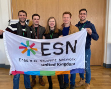 Full membership of Europe's largest student association