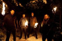 "CANCER BATS - nytt album ""Dead Set On Living"" 20/4!"
