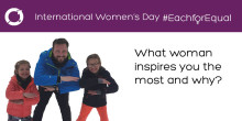 Executive Committee on International Women's Day: Erik Ploegmakers