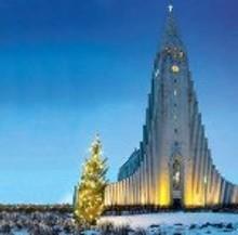 Talven viikonloppumatkat Islantiin Icelandairilla