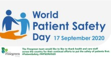 Celebrating World Patient Safety Day