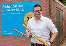 Kreis Heinsberg geht gelassen in die digitale Zukunft: Alle Kommunen am Deutsche Glasfaser Netz