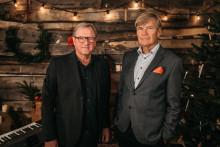 Mörlid & Sandwall 40-årsjubilierar med digital julkonsert
