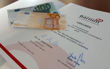 Barnim-Stipendium wird ausgeschrieben