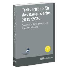 Tarifverträge für das Baugewerbe 2019/2020