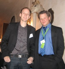 Project of Uppsala University awarded for integrating IT and life science