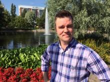 Säästöpankissa töissä: Kalle, yritysrahoituspäällikkö