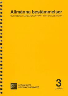 Byggsektorns standardkontrakt samlade i ny utgåva - flera uppdateringar