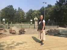 Helsingborgshem inviger nya multiarenan på Närlunda