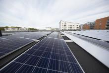 Asecs satsar stort på solceller- blir länets största anläggning!