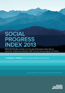 Global Social Progress Index