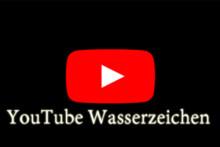 So fügen Sie Ihrem YouTube-Video das Wasserzeichen