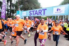 Leave your winter ways and spring back to life with the Discovery Jacaranda FM Spring Walk