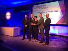 Merseyside Police custody team win national award