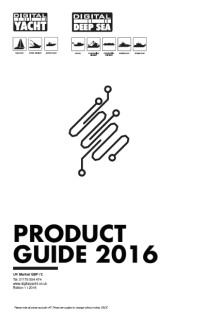 Digital Yacht UK August 2016 Product & Price Guide GBP