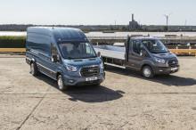 Ny Transit på 5 ton er Fords største og stærkeste hidtil