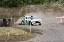 Missa inte bilsporten live i SVT under SM-veckan