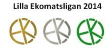 Lilla Ekomatsligans vinnare koras på Nordic Organic Food Fair