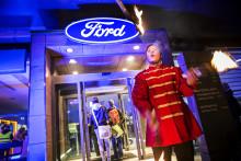 Europas största FordStore har öppnat i Sverige