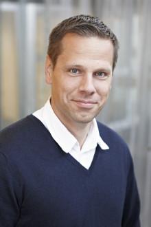Johan Wiklund börjar hos Evidensia
