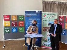 Nachhaltige Kommunalentwicklung – TH Wildau und Stadt Baruth/Mark unterzeichnen Kooperationsvereinbarung